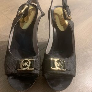 Michael Kors Heels in perfect condition